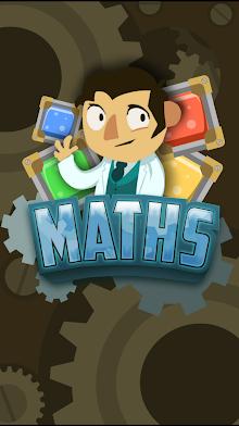 Maths screenshot 1
