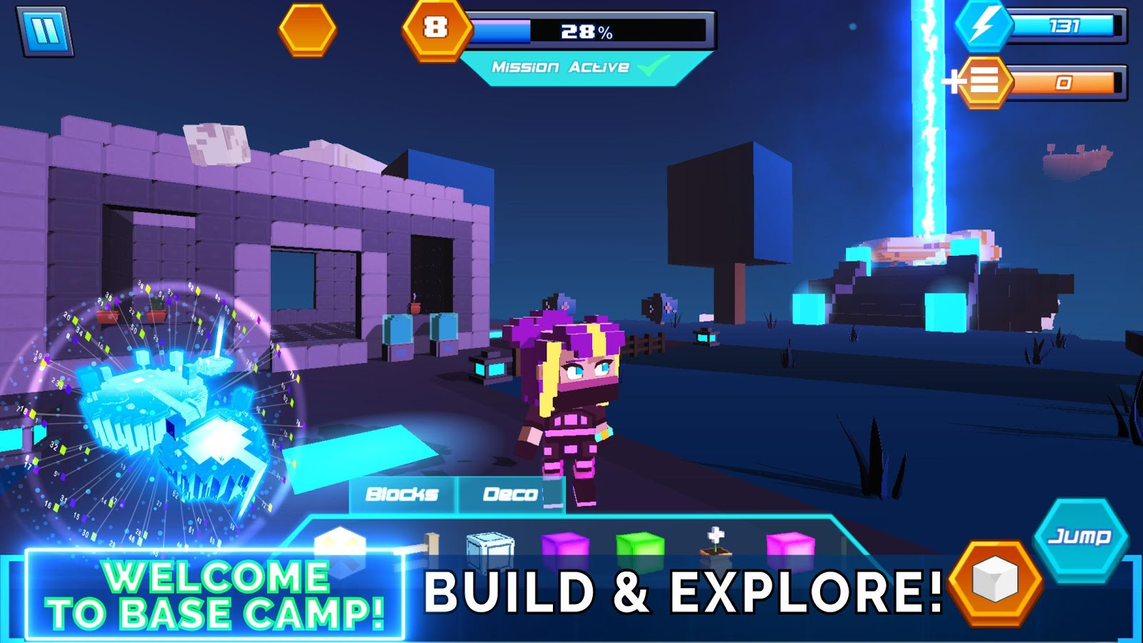 Elanation: fun virtual world- screenshot