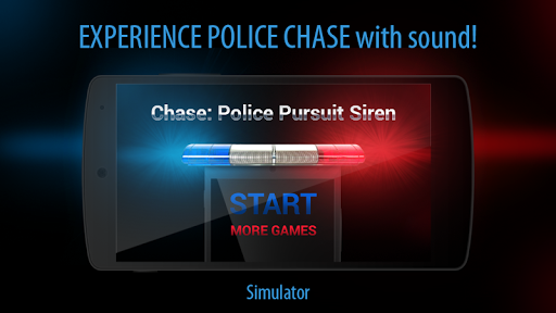 Chase: Police Pursuit Siren