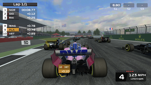 F1 Mobile Racing 1.15.6 screenshots 2