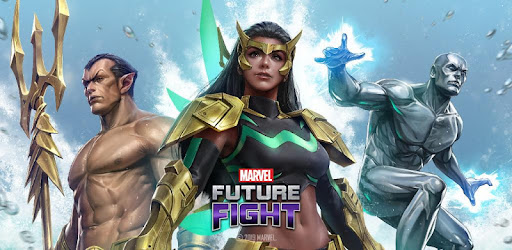 Приложения в Google Play – MARVEL Future Fight
