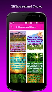 Gif Inspirational Quote Images - náhled