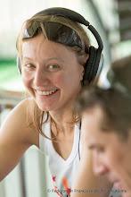 Photo: Cathy Bouette, performer en Vol Relatif Vertical, Team4Speed 2013