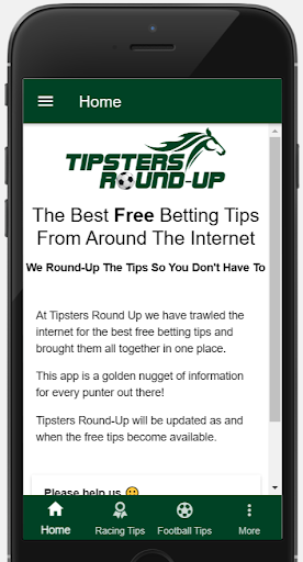 Tipsters Round-Up - Free Betting Tips photos 1