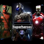 Superheroes Wallpapers 4K & Ringtones 2018 icon