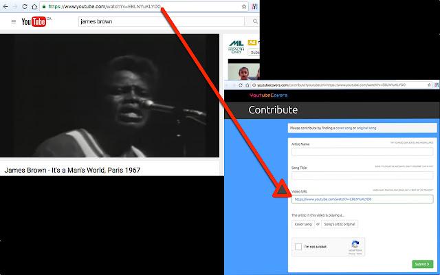 Send to youtubecovers.com