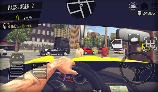 Crazy Open World Driver - Taxi Simulator New Game 3.3 screenshots 3