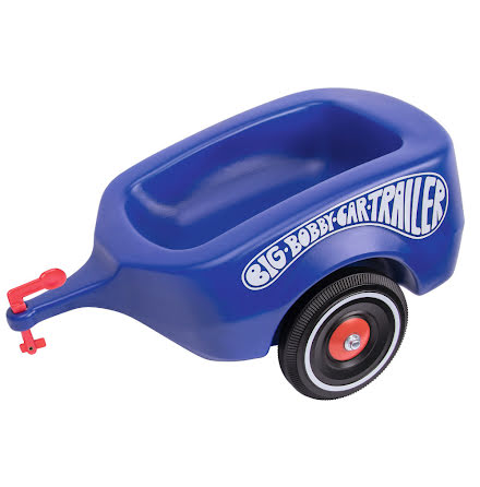Bobby Car Trailer Royal Blue