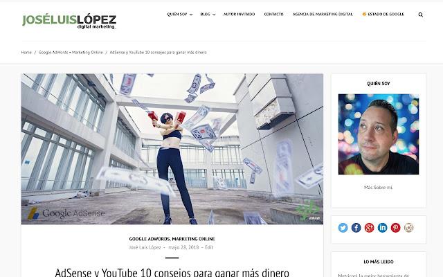 El Blog de José Luis López