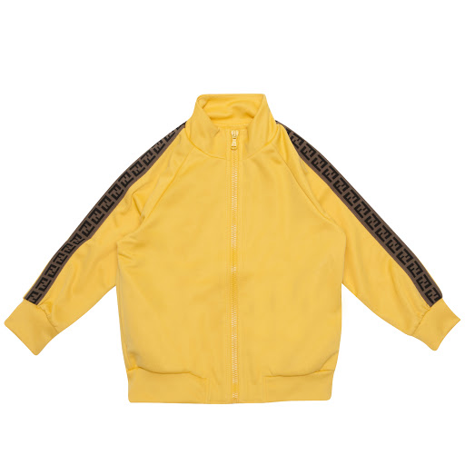 Thumbnail images of Fendi 'FF' Track Jacket