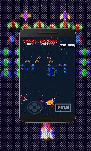 Galaxiga Retro:  Space Shooter screenshots 17