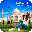 Taj Mahal Photo Editor icon