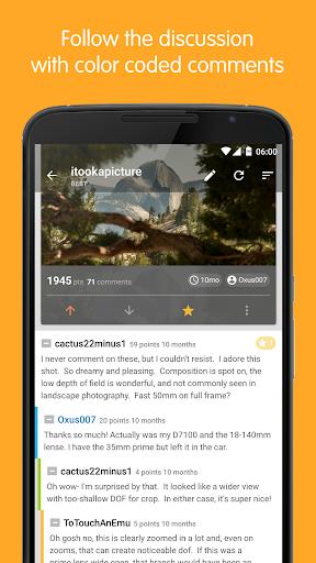 Now for Reddit Apk apps 3