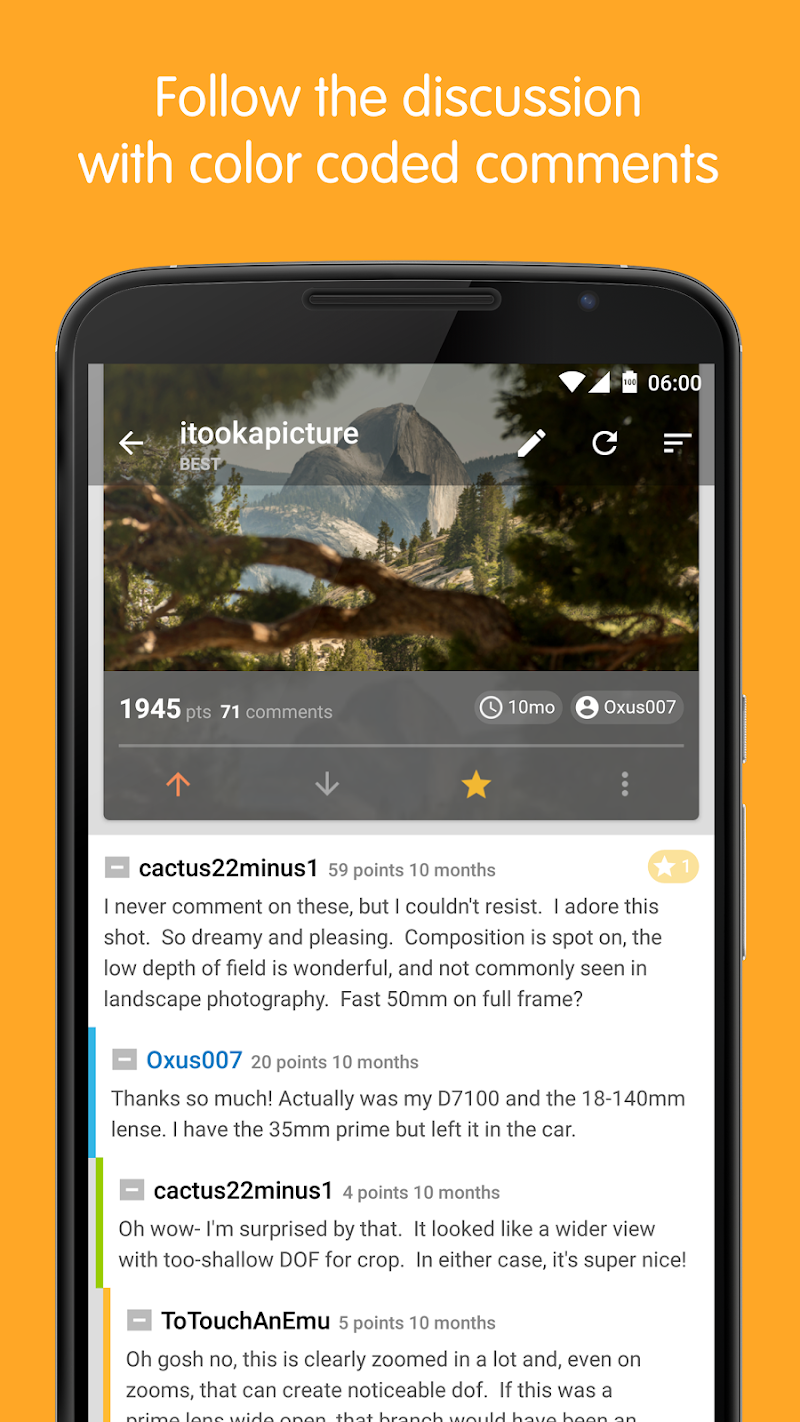 Now for Reddit Screenshot 2