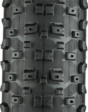 "Vee Tire Co. Snowshoe XL Studless Fat Bike Tire: 26"" x 4.8"" 120tpi Folding Bead Silica Compound Custom St alternate image 0"
