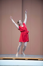 Photo: Choreography: Kira Barondeau Dancer: Jennifer Dail, Photo By: Parker Grimes