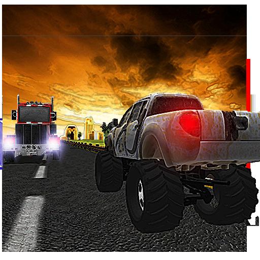 4×4卡车模拟器 賽車遊戲 App LOGO-硬是要APP