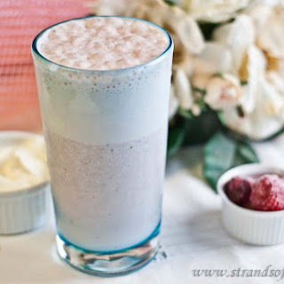 Strawberry Banana Snoothie - low Fodmap.