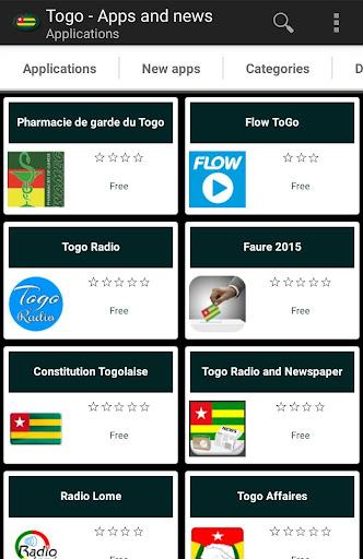Togo apps