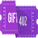 Gift4U2 - Prizes you can win. icon