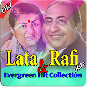 Sadabahar Lata And Rafi Old Songs