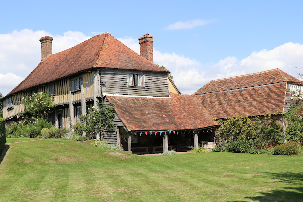 Smallhythe Place National Trust Tenterden
