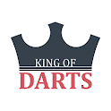 King of Darts - Darts scoreboard icon