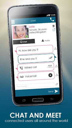 BABEL: International Chat & Dating for Android apk 2