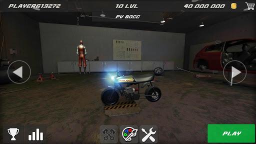 Wheelie Rider 3D - Traffic rider wheelies rider 1.0 screenshots 8