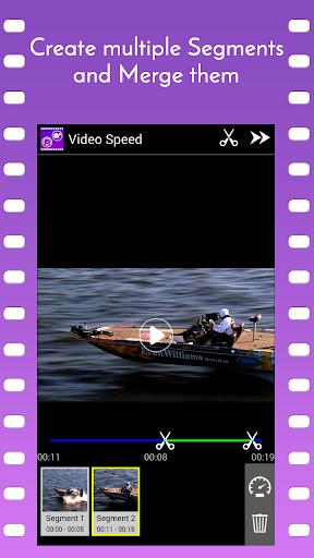 Video Speed Slow Motion & Fast 1.79 screenshots 2