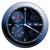 Live Analog Clock Wallpapers