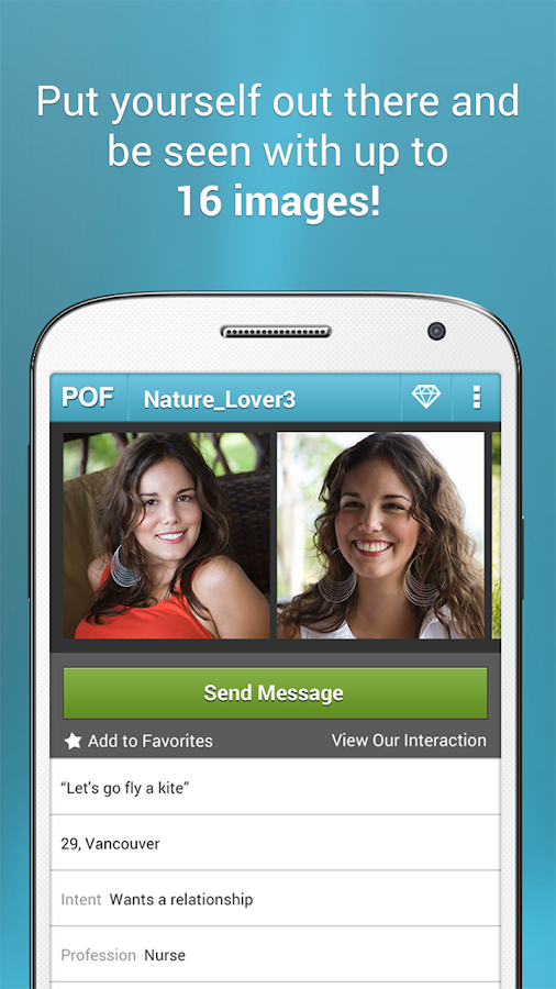 POF Free Dating App- screenshot