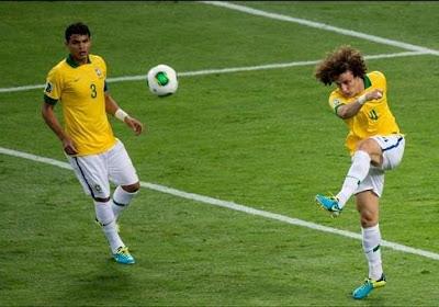 Thiago Silva se plaint de l'arbitrage