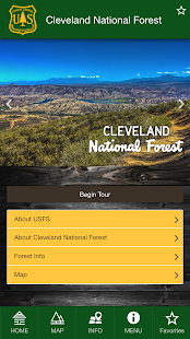 Cleveland National Forest- screenshot thumbnail