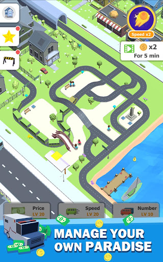 Car Crossing screenshot 1