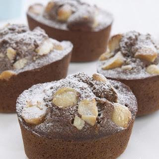Chocolate and Macadamia Cakes