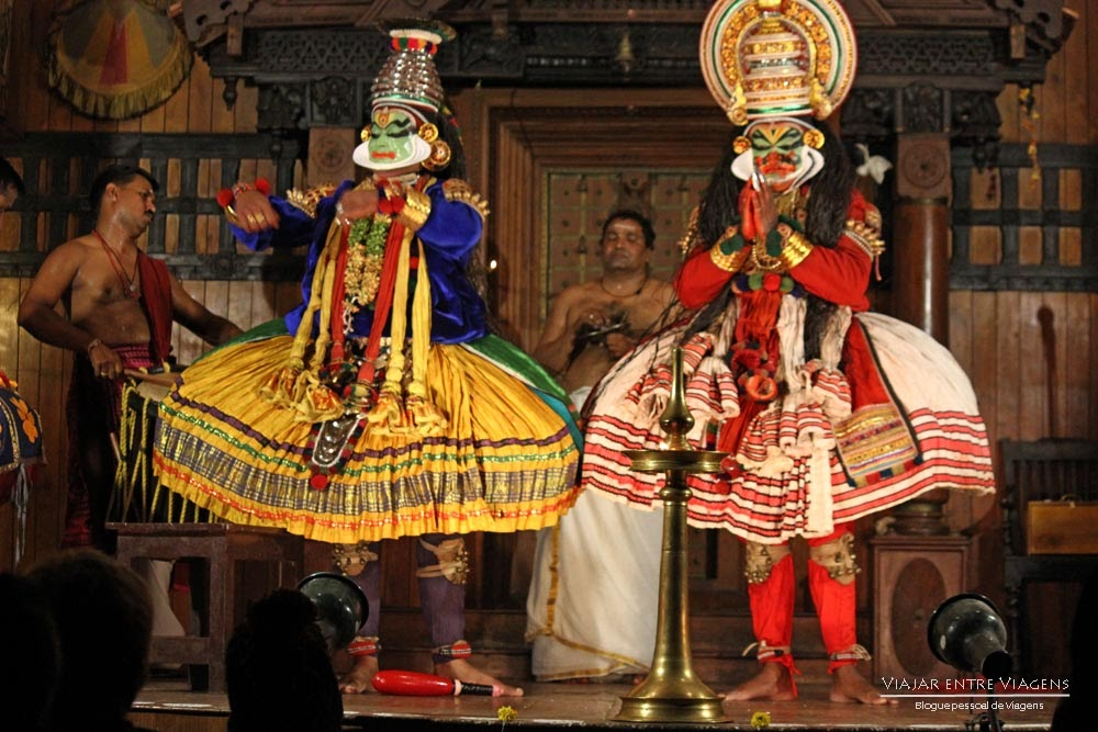 kerala Querala Kathakali