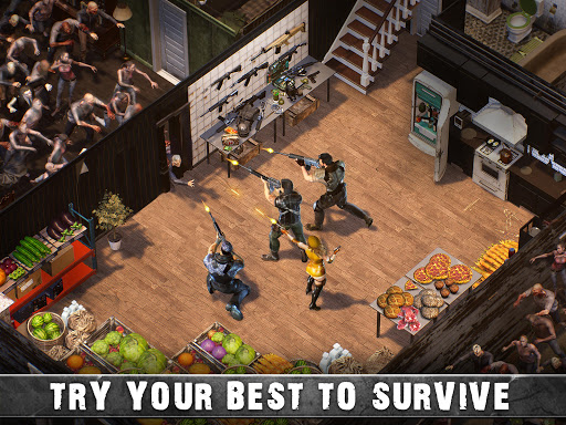 Last Shelter: Survival apkslow screenshots 14