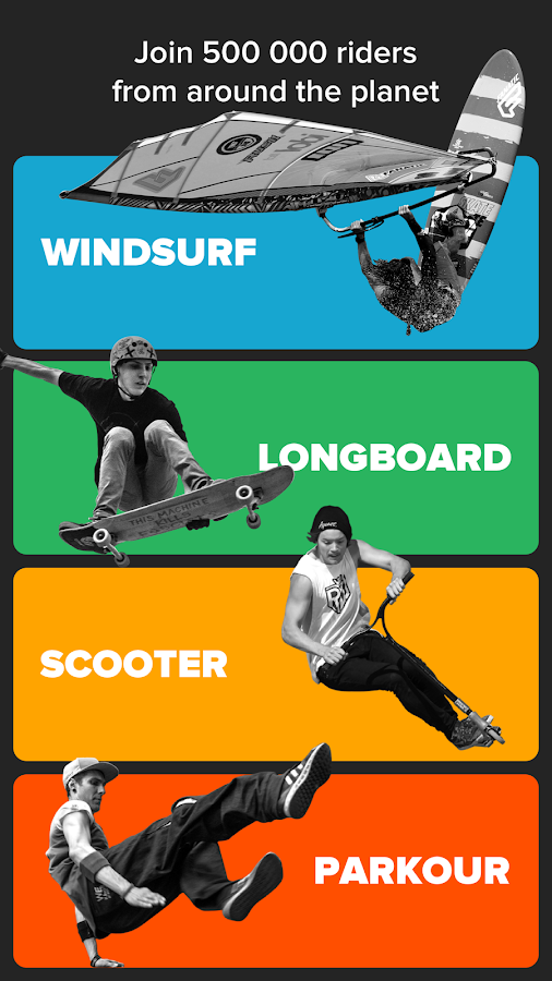 RIDERS – Snowboard, Ski, BMX- screenshot