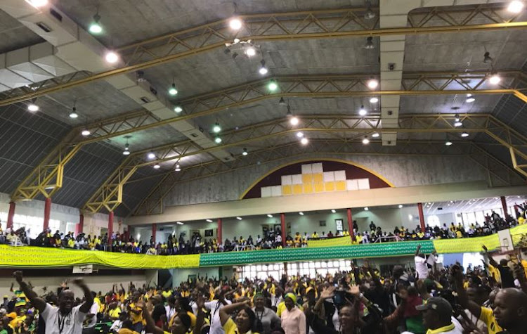 The ANCs 8th Provincial Conference held in Kwa-ZuluNatal.