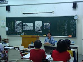 Photo: 20110926頭份(一)山水有情—中國山水畫初探001