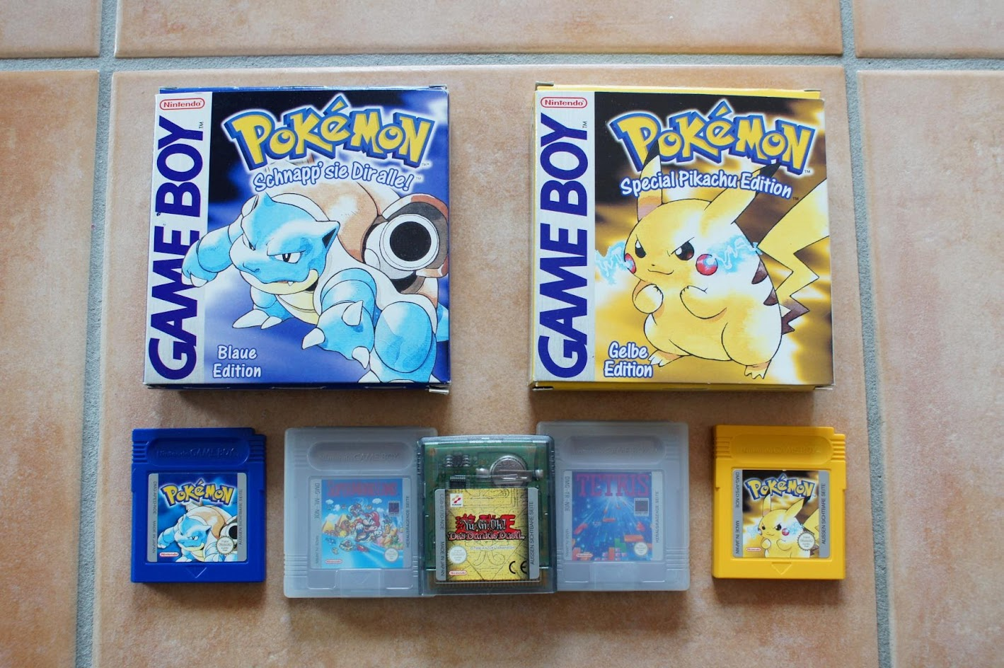 Game Boy Spiele Games Pokemon