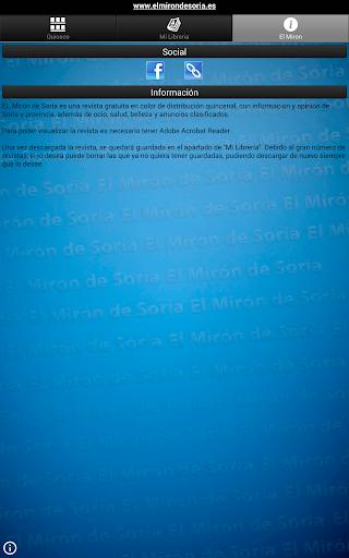 El Mirón de Soria|玩娛樂App免費|玩APPs