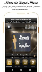 Knoxville Gospel Music screenshot 1
