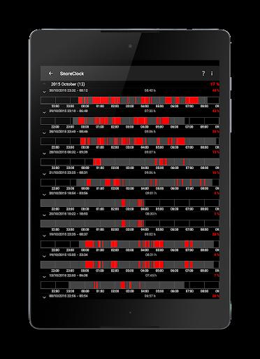 SnoreClock screenshot 8