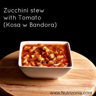 Stewed Tomatoes With Zucchini Recipes