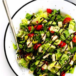 Unforgettable Italian Chopped Salad.