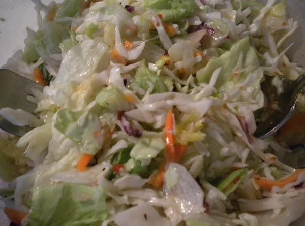 Quick Mix Salad Recipe