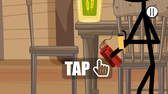 Stickman and guns- screenshot thumbnail