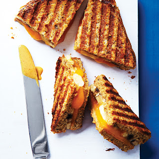 PB & Banana Grilled Cheese